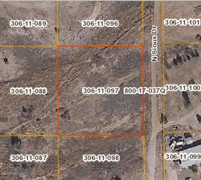 Chino Valley Residential Lots & Land For Sale: 2020 N Sioux Drive