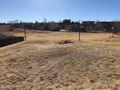 Prescott Valley Residential Lots & Land For Sale: 4835 N Wagon Way