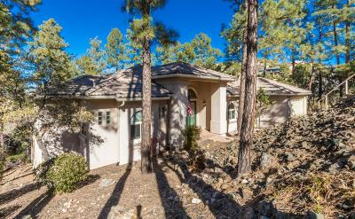 Prescott Single Family Home For Sale: 1556 Scotch Pine Drive