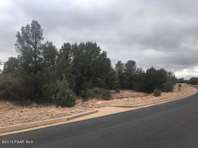 Prescott AZ Residential Lots & Land For Sale: $194,000