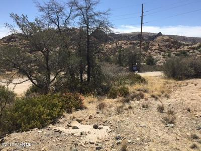 Prescott Residential Lots & Land For Sale: 4542 N Granite Gardens Drive