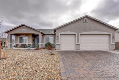 Prescott Valley Single Family Home For Sale: 4145 N Aberdeen Avenue