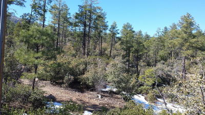 Prescott Residential Lots & Land For Sale: 1620 S Sunnyside Road