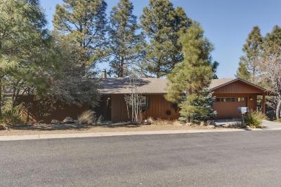 Prescott AZ Single Family Home For Sale: $420,000