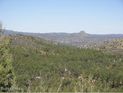 Prescott Residential Lots & Land For Sale: 1430 E Majestic View Drive