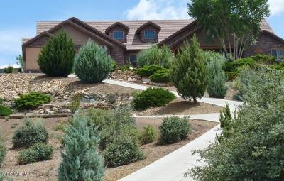 Dewey-humboldt Single Family Home For Sale: 14465 Datura Lane