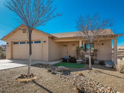 Prescott Single Family Home For Sale: 1510 Emerald Drive