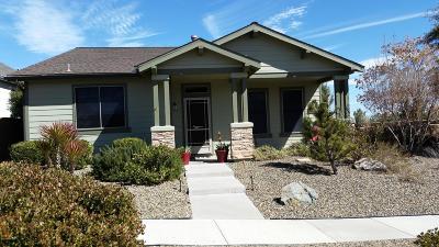 Chino Valley, Prescott, Prescott Valley Single Family Home For Sale: 7088 E Lantern Lane
