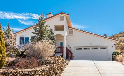 Prescott Single Family Home For Sale: 1287 Annolen Place
