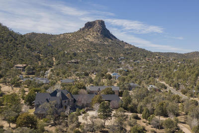 Prescott AZ Single Family Home For Sale: $2,490,000