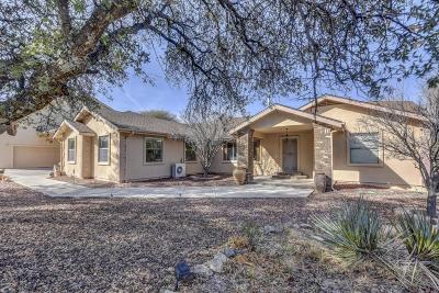 Prescott AZ Single Family Home For Sale: $650,000