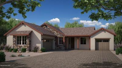 Prescott AZ Single Family Home For Sale: $412,000