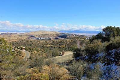 Prescott, Prescott Valley, Chino Valley, Dewey-humboldt Residential Lots & Land For Sale: 709 W Lee Boulevard