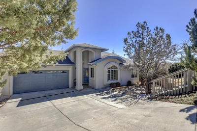 Prescott Single Family Home For Sale: 4710 Rock Wren Court