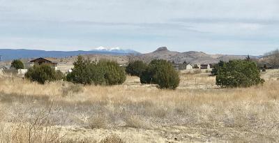 Prescott, Prescott Valley, Chino Valley, Dewey-humboldt Residential Lots & Land For Sale: N Malapai Drive