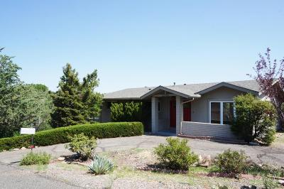 Dewey-Humboldt Single Family Home For Sale: 11166 Havasupai Trail