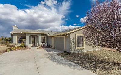 Chino Valley Single Family Home For Sale: 3555 N Grey Fox Drive