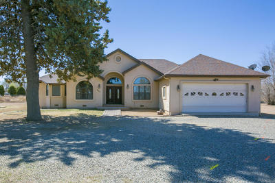 Chino Valley Single Family Home For Sale: 477 W Road 2
