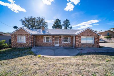 Prescott Single Family Home For Sale: 1714 Willow Creek Road