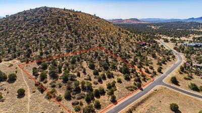 Prescott, Prescott Valley Residential Lots & Land For Sale: 14425 N Centennial Drive