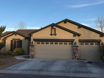 Chino Valley Single Family Home For Sale: 1551 Bainbridge Lane