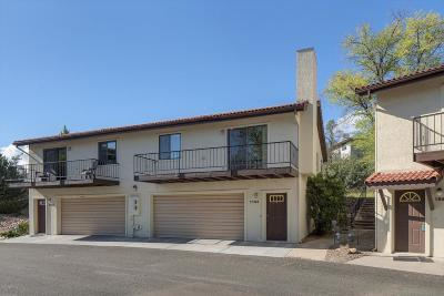 Prescott Condo/Townhouse For Sale: 2766 Joshua Tree Lane