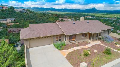Prescott Single Family Home For Sale: 1140 Gambel Oak Trail