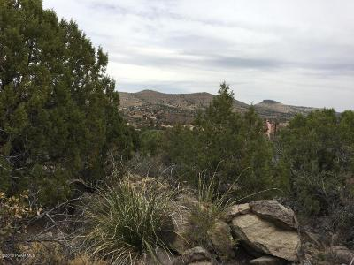 Chino Valley Residential Lots & Land For Sale: 1200 N Blue Star Road