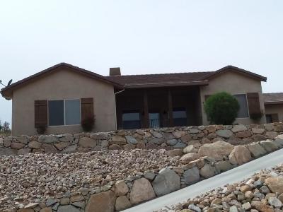Prescott Single Family Home For Sale: 4363 Hornet Drive