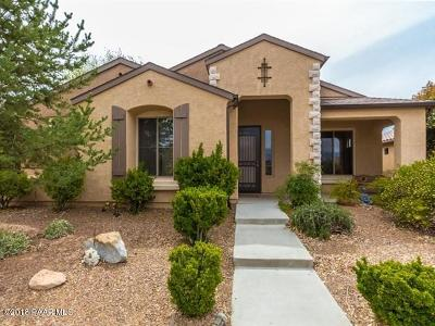 Prescott Valley AZ Single Family Home For Sale: $369,900