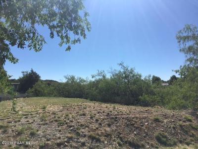 Dewey-humboldt Residential Lots & Land For Sale: 1185 N Manzanita Trail