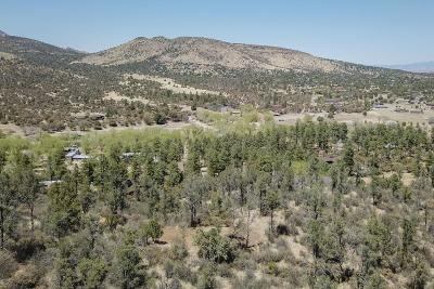 Prescott Residential Lots & Land For Sale: Shadow Valley Ranch Road