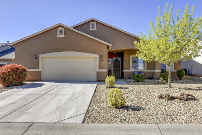 Prescott Valley Single Family Home For Sale: 3871 Fairfax Road