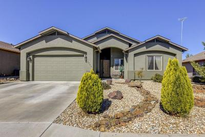 Prescott Valley AZ Single Family Home For Sale: $350,000