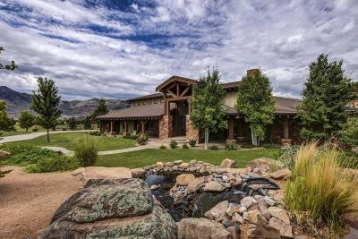 Yavapai County Single Family Home For Sale: 9120 N American Ranch Road