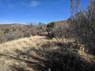 Prescott Residential Lots & Land For Sale: 5950 E French Circle