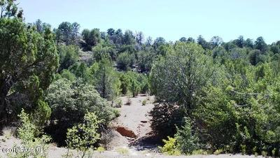 Prescott Residential Lots & Land For Sale: 0 (Lot A) Sarah Drive