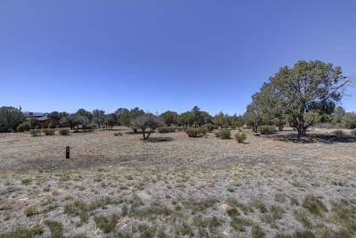 Prescott Residential Lots & Land For Sale: 14800 N Agave Meadow Way