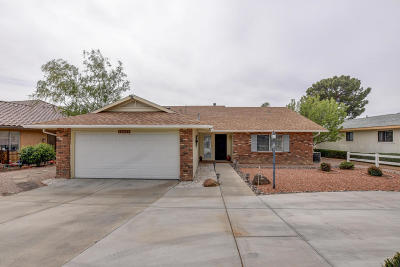 Dewey-Humboldt Single Family Home For Sale: 10901 Manzanita Trail