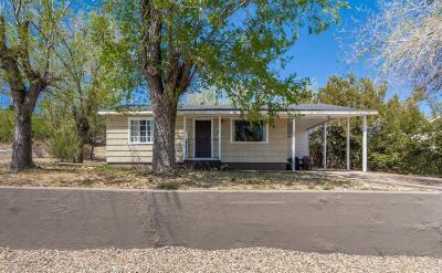 Prescott AZ Single Family Home For Sale: $248,800
