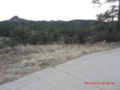 Prescott Residential Lots & Land For Sale: 2336 Loma Vista Drive
