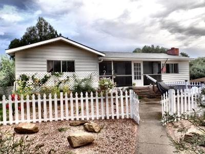 Prescott Single Family Home For Sale: 720 Whetstine Avenue