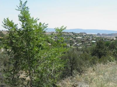 Prescott Residential Lots & Land For Sale: 2203 Sandia Drive