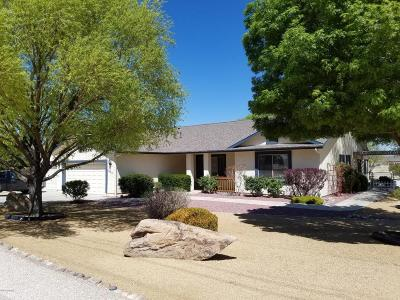 Chino Valley AZ Single Family Home For Sale: $400,000