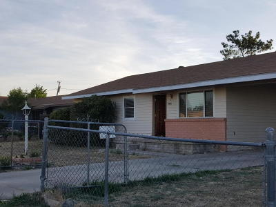 Prescott Valley Single Family Home For Sale: 3470 N Greg Drive