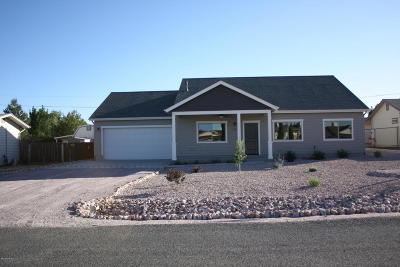 Prescott Valley Single Family Home For Sale: 8171 E Debbie Drive