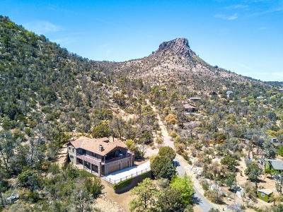 Prescott AZ Single Family Home For Sale: $799,000