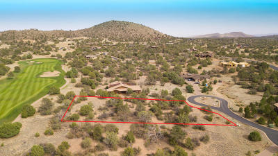 Prescott, Prescott Valley Residential Lots & Land For Sale: 14570 N Pauls Spur Drive