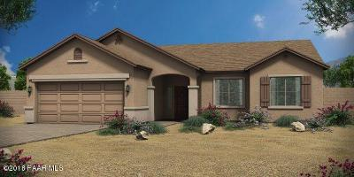 Chino Valley Single Family Home For Sale: 2211 Stellar Drive