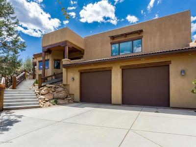 Prescott Single Family Home For Sale: 1319 Sierry Peaks Drive